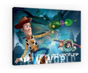 Obraz Na Platne Detsky Toy Story 100 X 75 Cm Na Zed Tapety Cz