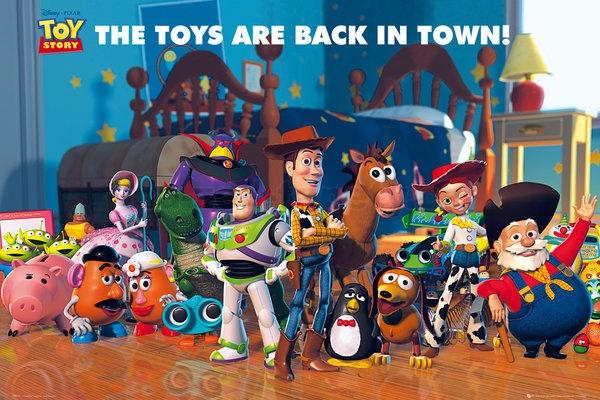 Plakat Toy Story Cast Na Zed Tapety Cz