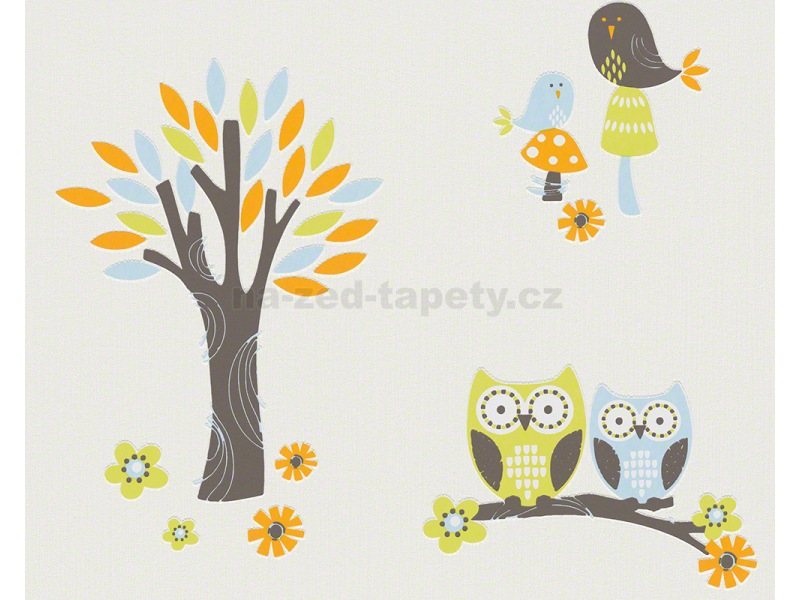 de622011e9 94115-1 dětské tapety na zeď Esprit Kids 3 941151